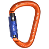 Pirate Orca Lock Alloy Karabiner