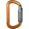 Oval Triple Lock Alloy Karabiner