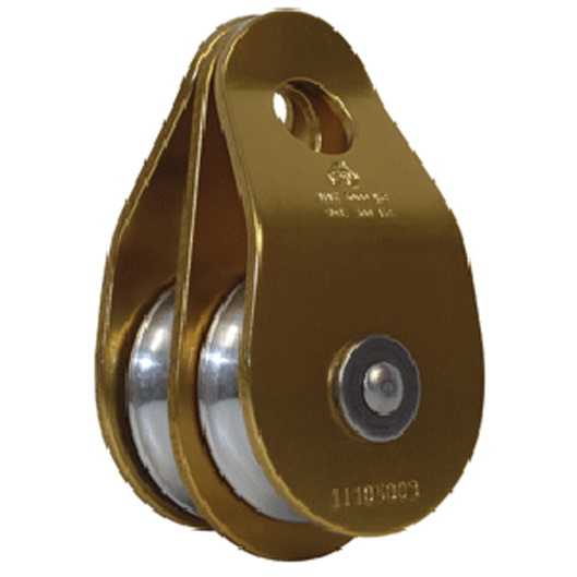 50mm Double Pulley