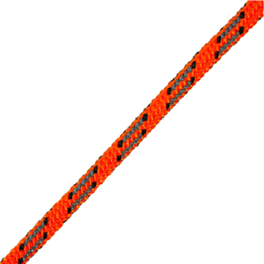 Cougar Orange Arbor Climbing Rope