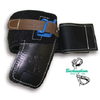 Metal Insert Velcro Clinch Pads (Bashlin)