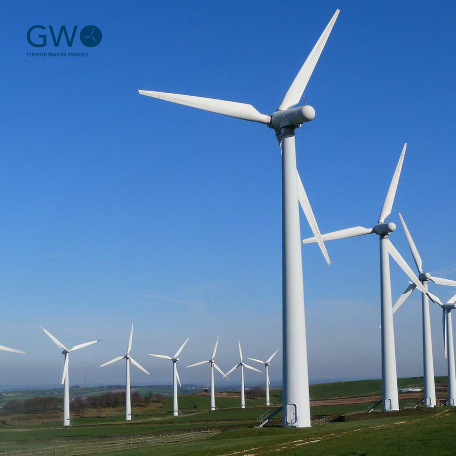 GWO General Windfarm Overview