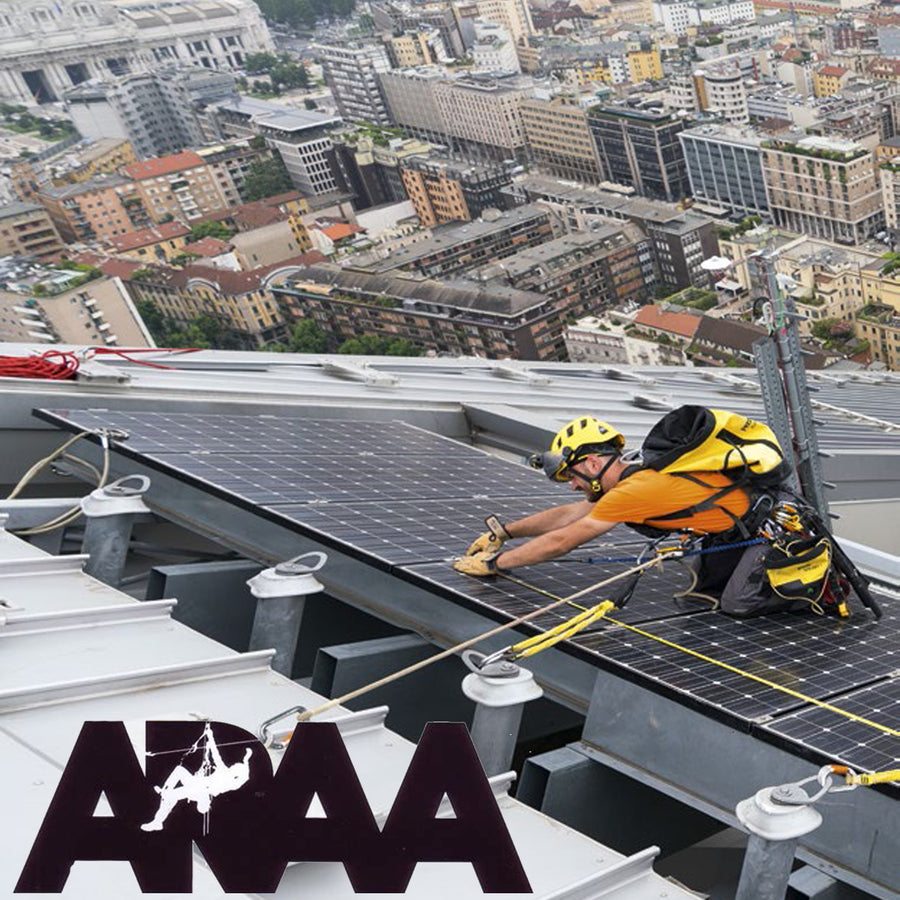 Araa Rope Access L2 Assessment