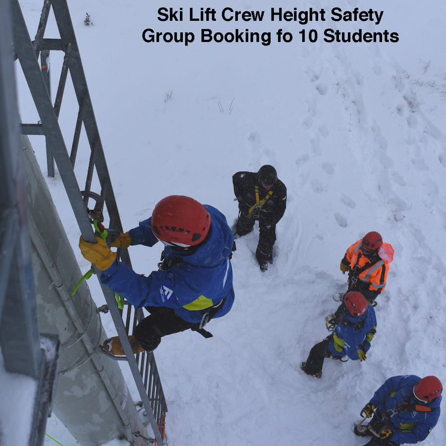 Skilift Height Safety module