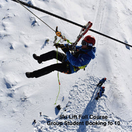 Skilift Height Safety, Rescue, EVAC course