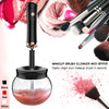2-In-1 Electric Spinning Make-Up Brush Cleaner/Dryer