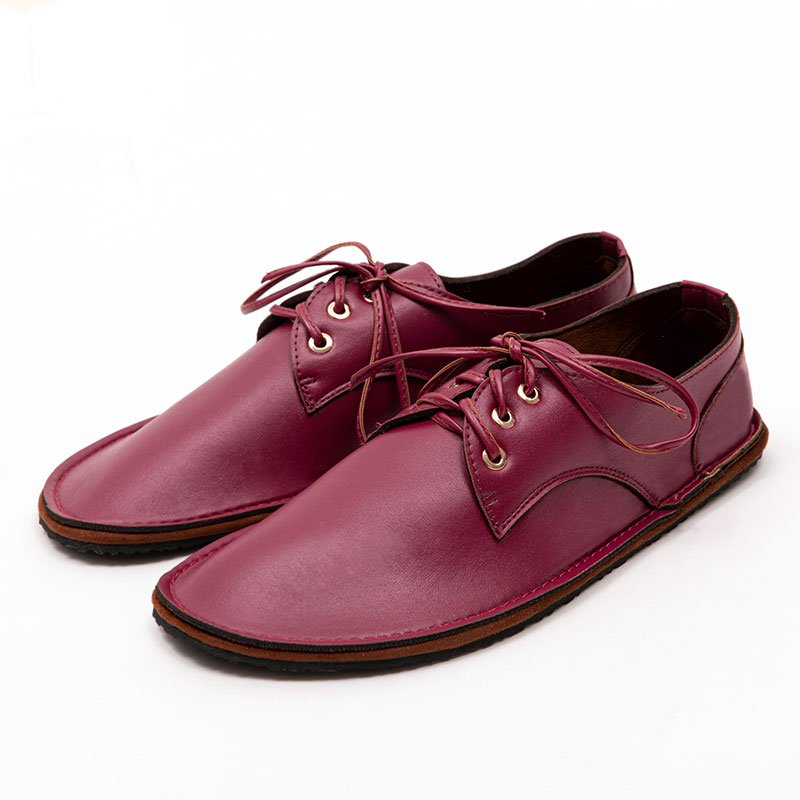 Women Soft Leather Cool Style loaf Shoes