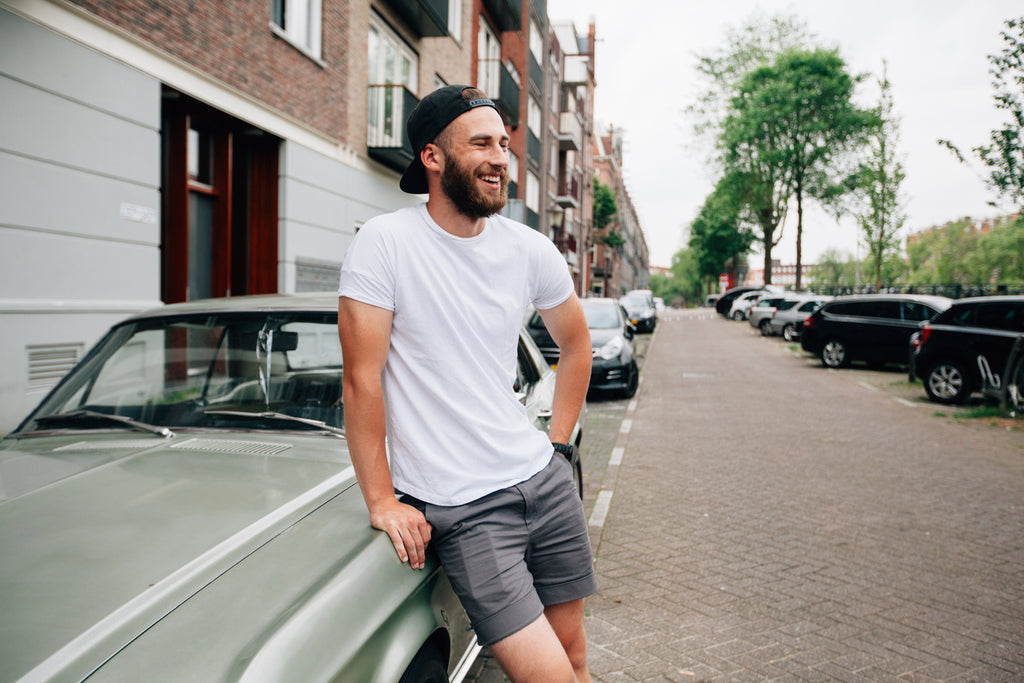 The Real Man's Guide on the Right Way to Wear a T-Shirt
