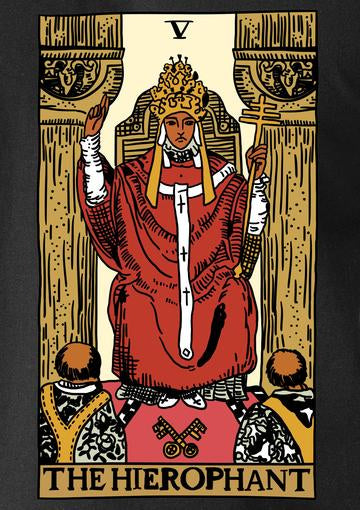 Introduction to the Major Arcana: The Hierophant