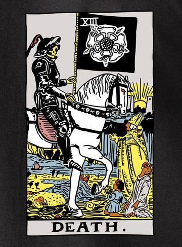 Tarot Cards T-Shirts