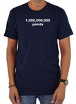 1,000,000,000 Points T-Shirt
