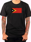 East Timorese Flag T-Shirt