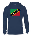 Saint Kittitian and Nevisian Flag T-Shirt