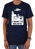 Believe UFO T-Shirt - Five Dollar Tee Shirts