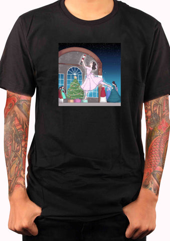 Christmas Nutcracker Clara T-Shirt