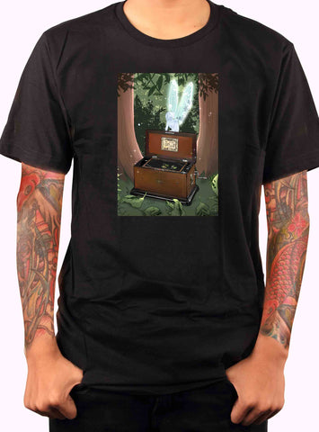Fairy Box T-Shirt - Five Dollar Tee Shirts