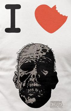 I Heart Zombies T-Shirt - Five Dollar Tee Shirts