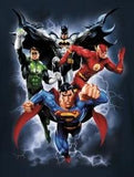 Justice League the Coming Storm - Five Dollar Tee Shirts