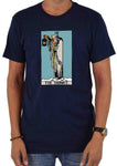 Tarot Card - The Hermit T-Shirt