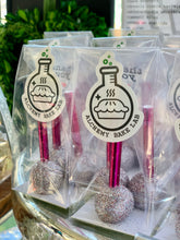 Load image into Gallery viewer, +glitter cake pops: 6 pack+ - Alchemy Bake Lab