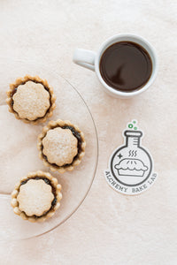 +British mince tarts - Alchemy Bake Lab