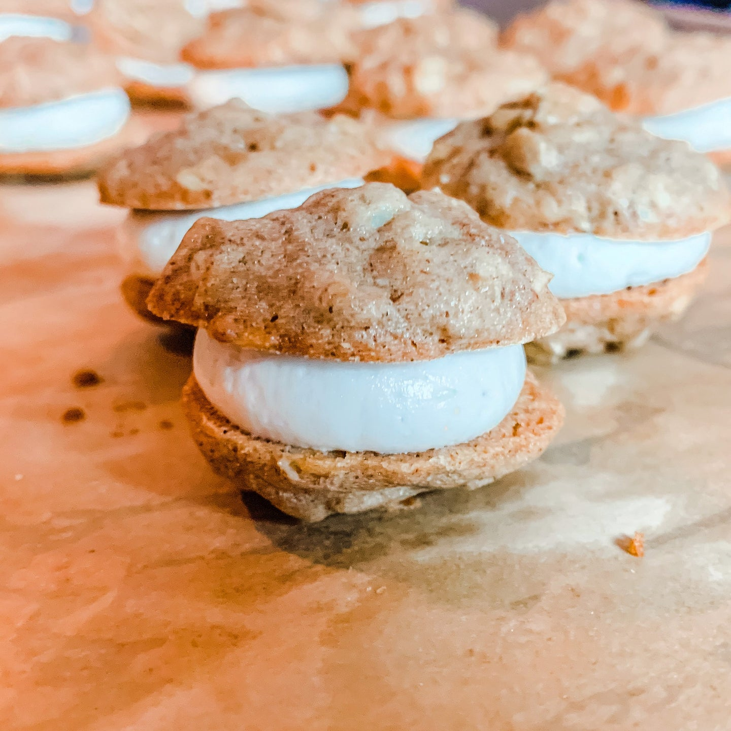 +oatmeal cream pies - Alchemy Bake Lab