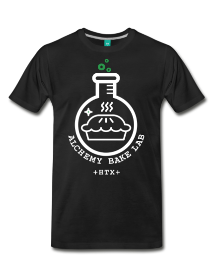 Alchemy Bake Lab: Unisex T-Shirt - Alchemy Bake Lab