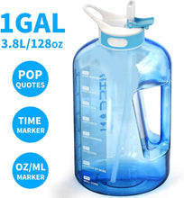 Load image into Gallery viewer, 75oz/128oz Water Bottle - VITSCAN