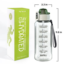 Load image into Gallery viewer, 32 Oz Time Marker Water Bottle - VITSCAN