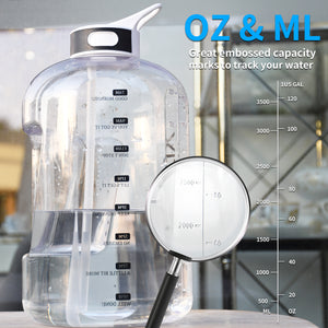 128oz Water Bottle - VITSCAN