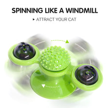 Load image into Gallery viewer, Rotate Windmill Cat Toy - VITSCAN