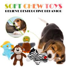 Load image into Gallery viewer, SHARLOVY Dog Squeaky Toys - VITSCAN