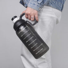 Load image into Gallery viewer, Motivational 64 OZ Water Bottle - VITSCAN