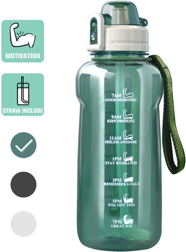 50oz Motivational water bottle - VITSCAN