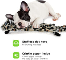 Load image into Gallery viewer, 6 Pack Dog Toys Crinkle Dog Toys - VITSCAN