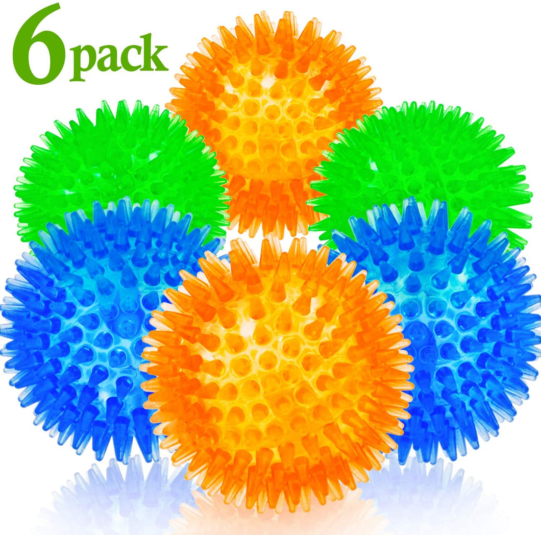 Squeaky Balls for Dogs - VITSCAN