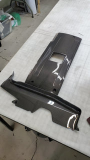 N54 TruCarbon Engine Cover