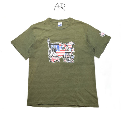 Stussy live in NYC T-Shirt~ Worn