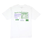 Rave Nutrition T-Shirt Lilac & Green