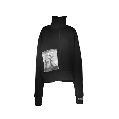 Reworked Turtleneck Unisex Black