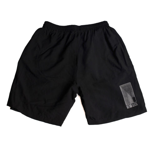 Tunnel Mesh Shorts Black
