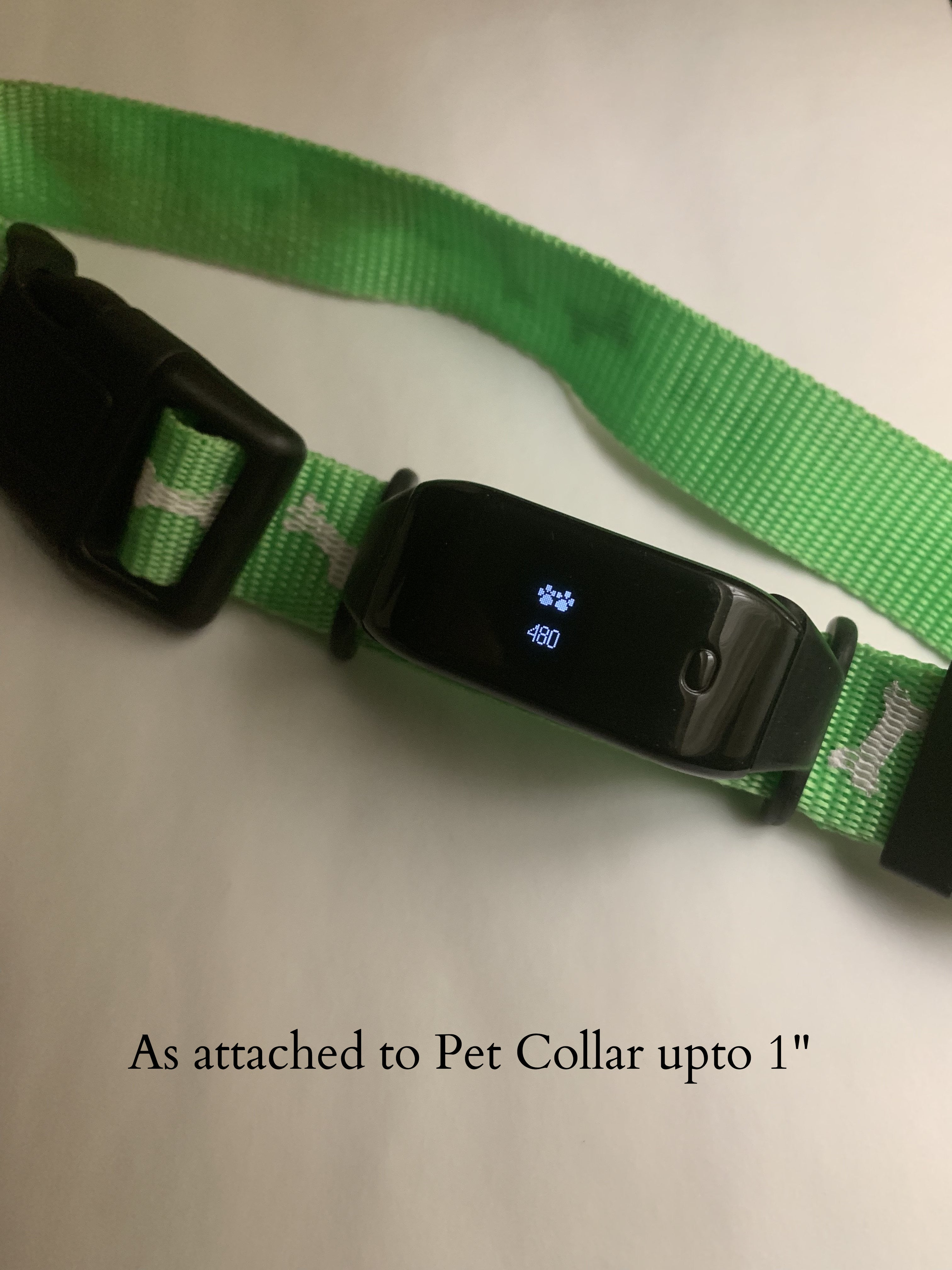 Proximity PHM Pet Dog Cat Health Bluetooth Fitness Monitor Band