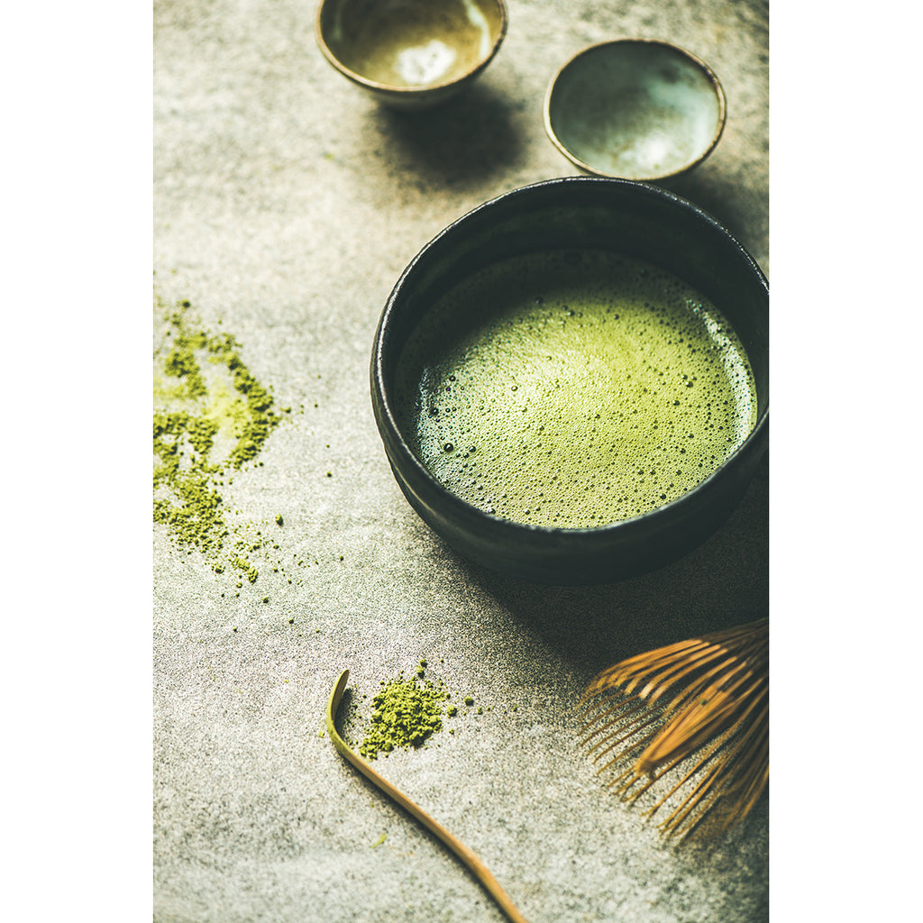 Brain On Matcha