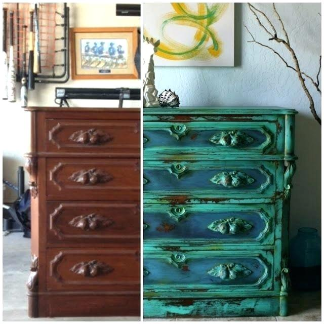 Giving New Life To Old Furniture With A Little Paint
