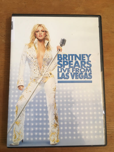 Britney Spears- DVD - 2ndhandwarehouse.com