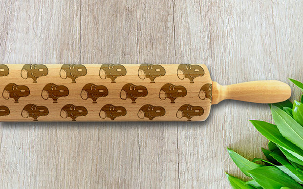 Snoopy Rolling Pin