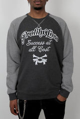 profitxloss.com Crew Neck Select Size SUCCESS - SWEATSHIRT