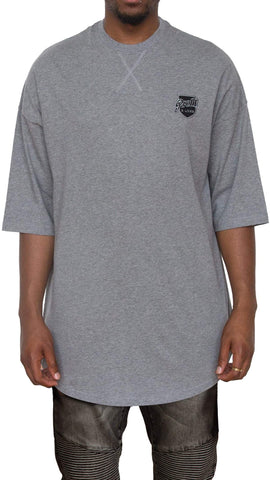 profitxloss.com Shirts Select Size OVERSIZED - TSHIRT (HEATHER GREY)