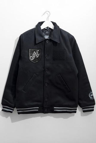 pxlclothing.com Shirts Select Size VARSITY - MELTON WOOL JACKET