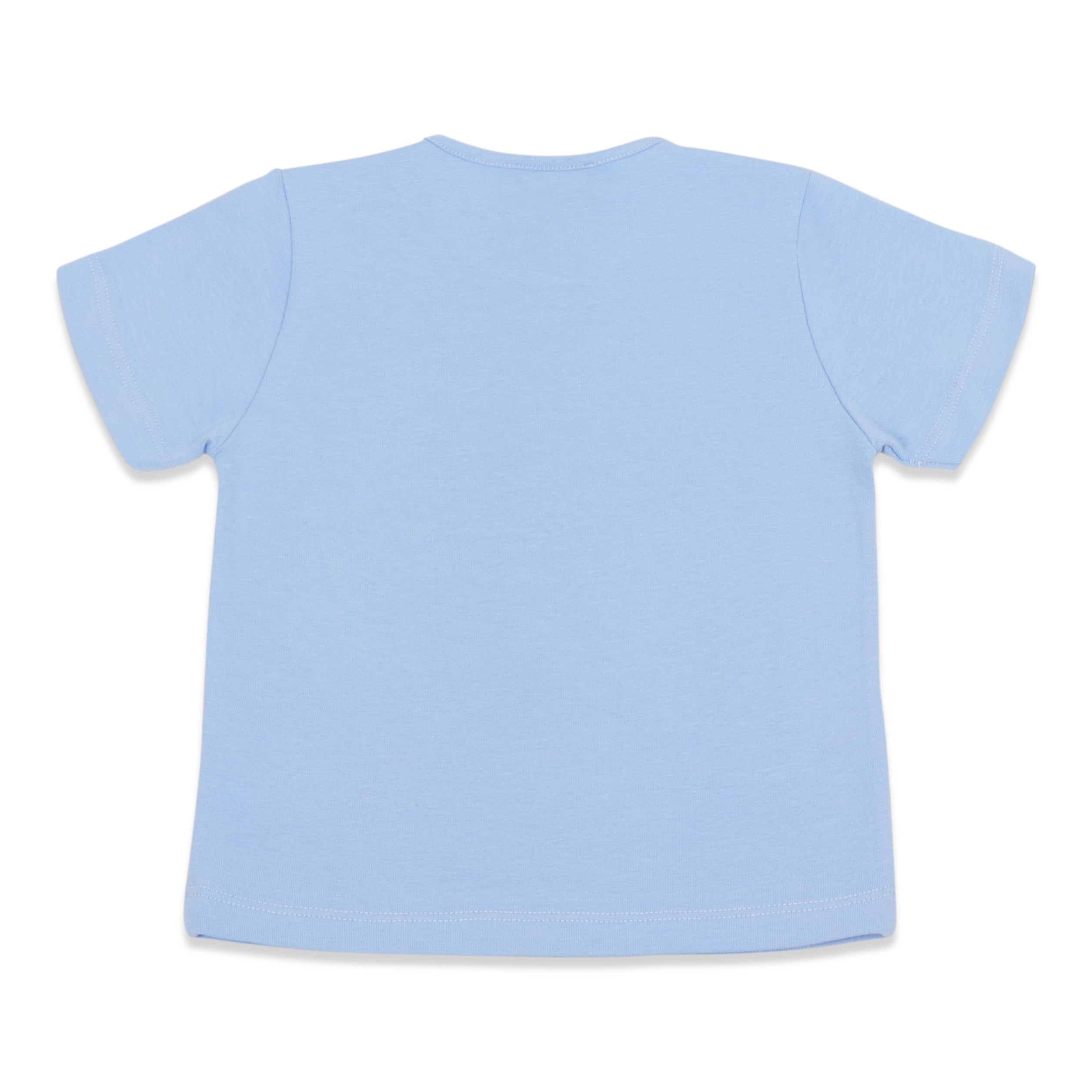 bi-elastic cotton jersey t-shirt
